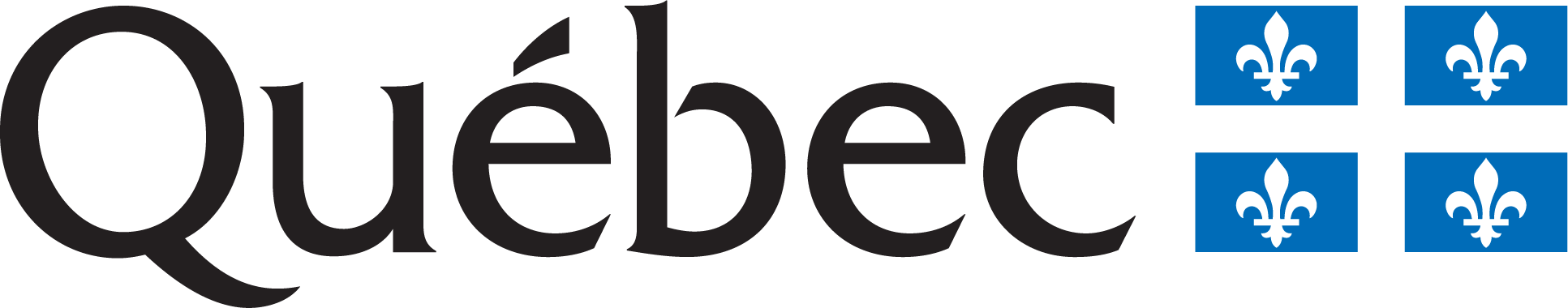 Logo of the government of Québec