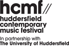 Logo of the Huddersfield contemporary music festival