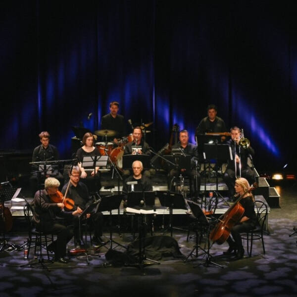 Photo of a CEM concert